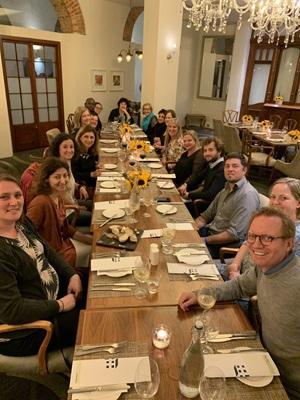 Group photo POR TB Consortium